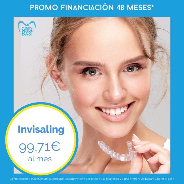 Ortodoncia invisible en Sant Feliu de Llobregat