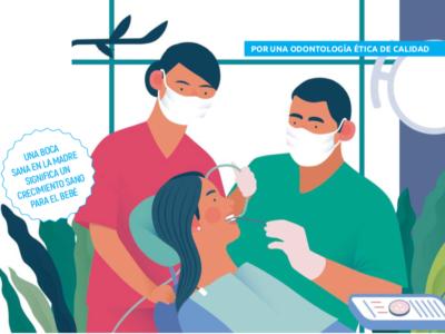 mujer y salud oral