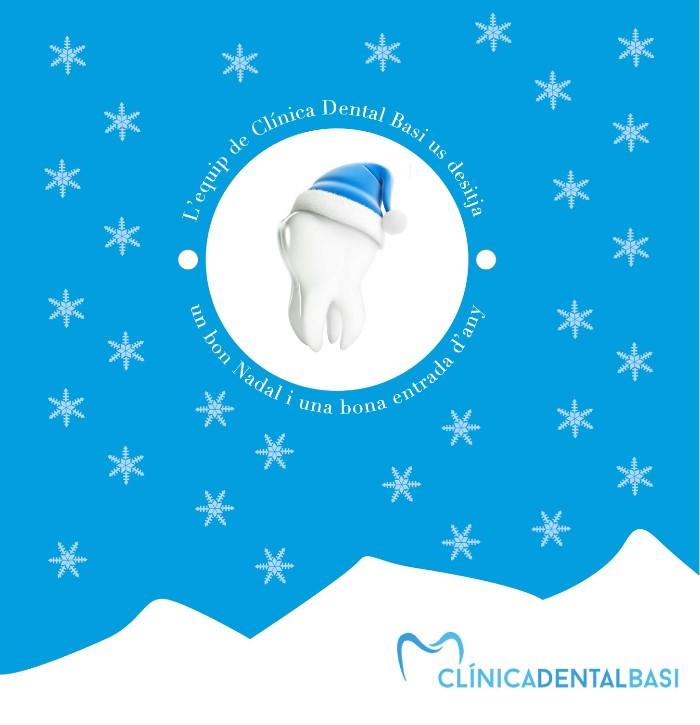 Felicitacion navideña Clinica Dental Basi